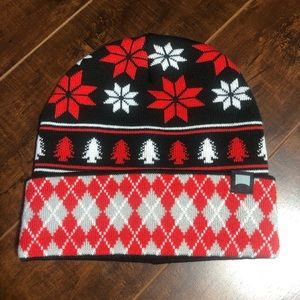 """Ugly Sweater"" Christmas Beanie"